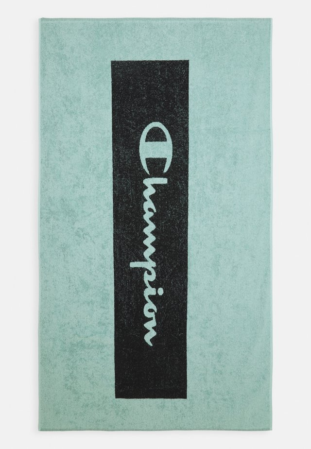 TOWEL LEISURE WEAR - Beach towel - light blue