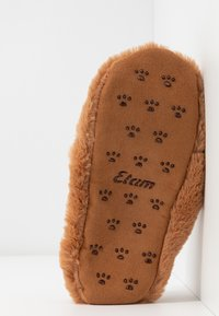 Etam - PABLO - Slippers - marron - 6