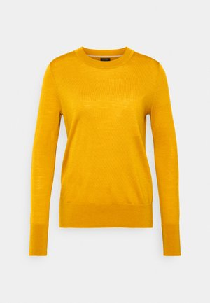 Jumper - gold yellow