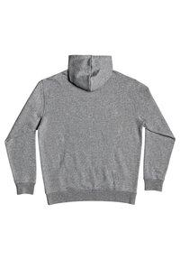 DC Shoes - Zip-up sweatshirt - medium grey heather - 1