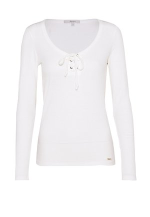 ALEXA - Long sleeved top - mousse
