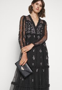 Needle & Thread - PENELOPE SHIMMER GOWN - Occasion wear - graphite - 3
