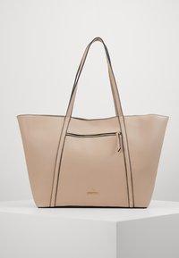 Anna Field - SHOPPING BAG / POUCH SET - Velká kabelka - beige - 2