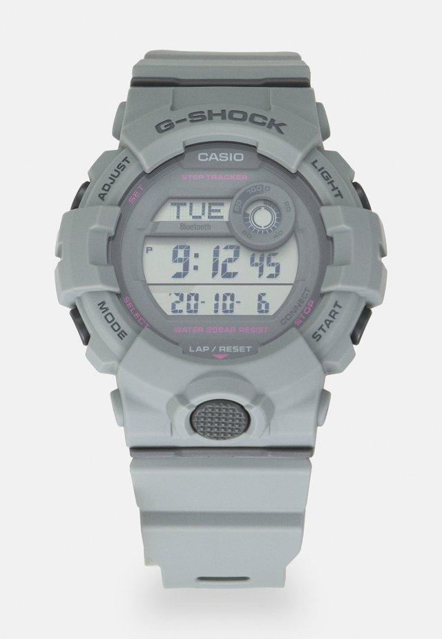 Digital watch - grey