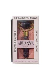 ARI ANWA Skincare - MINI AMETHYST ROLLER - Skincare tool - amethyst - 1