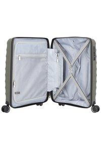 Titan - HIGHLIGHT  - Wheeled suitcase - khaki - 4