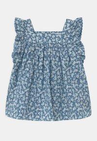 GAP - FLORAL - Day dress - bleach blue - 0