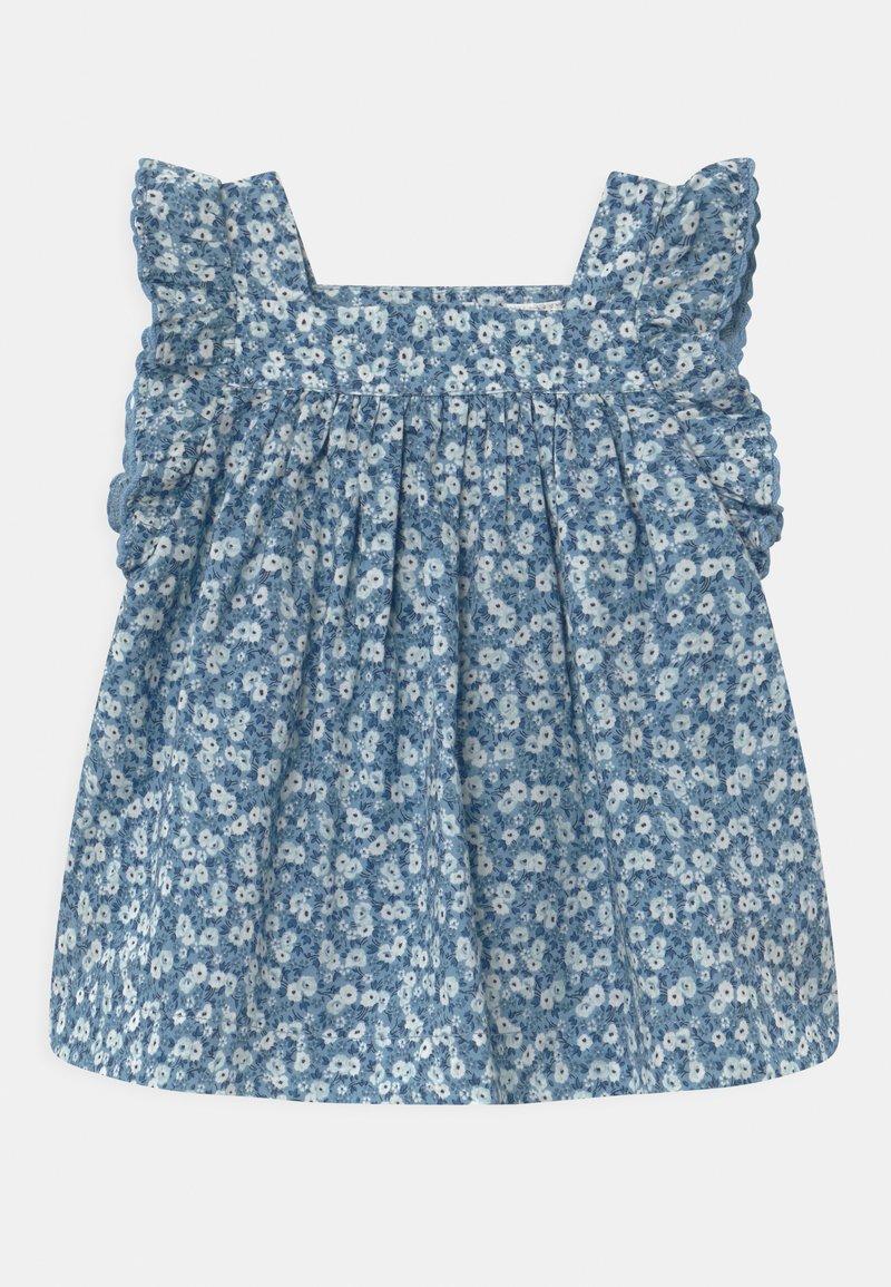 GAP - FLORAL - Day dress - bleach blue