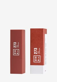 3ina - THE LIPSTICK - Lipstick - 273 shimmery pink brown - 2