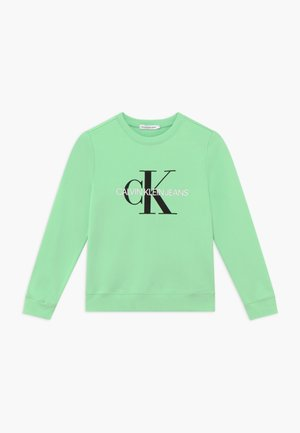 MONOGRAM LOGO UNISEX - Sweater - green