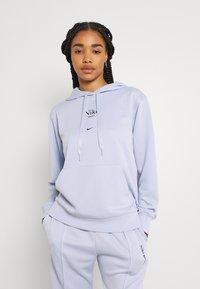 Nike Sportswear - TREND HOODIE - Sudadera - ghost - 0