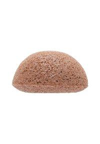 Konjac Sponge - KONJAC FACIAL SPONGE - Skincare tool - rosa tonerde - 1