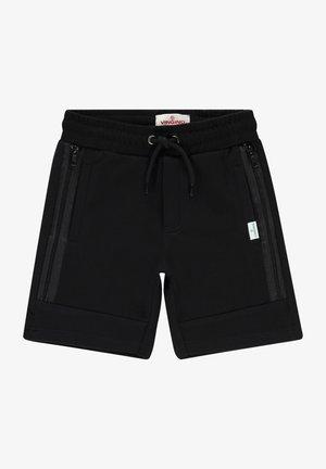 Tracksuit bottoms - deep black