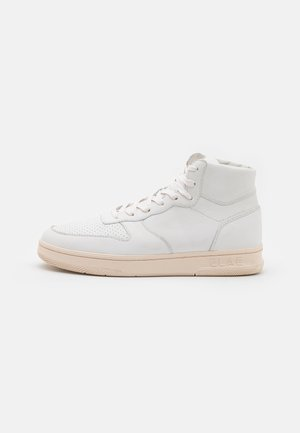 MALONE MID UNISEX - High-top trainers - white