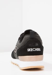 Skechers Sport - OG 85 - Sneakers - black /rose gold - 4