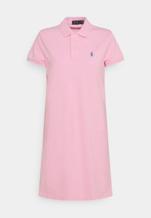 BASIC - Day dress - carmel pink