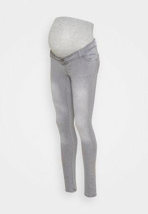 SUPER SKINNY SUSTAINABLE - Jeans Skinny Fit - grey denim