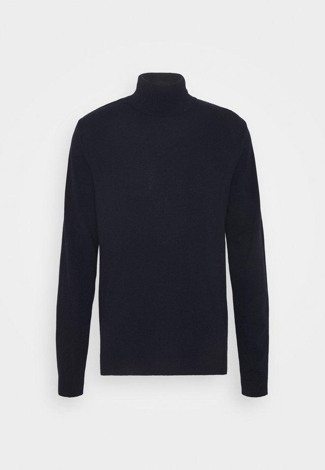 VOLCANO - Stickad tröja - dark navy