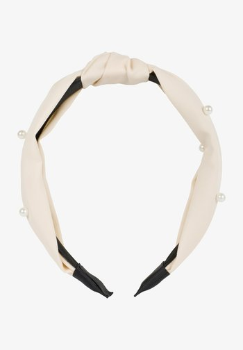 Hair styling accessory - creme-beige