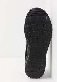 Kappa - TUNES OC - Scarpe da fitness - black/grey - 4