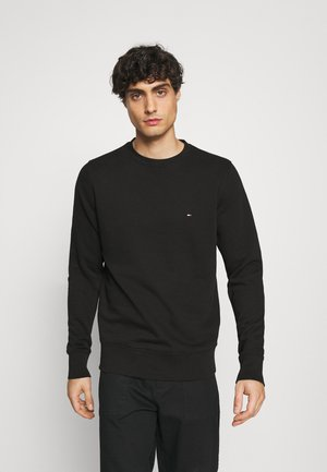 LOGO CREWNECK - Sweater - black