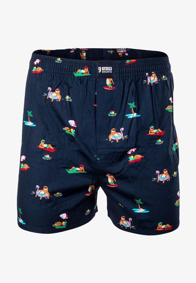 Boxer shorts - dark blue
