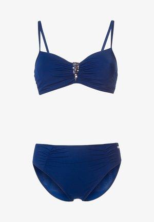 LAPIZ - Bikini - navy