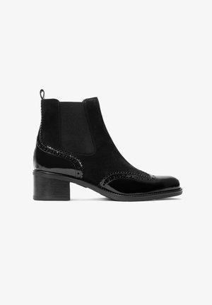 ICANA - Korte laarzen - black