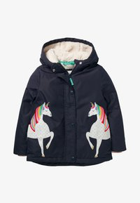 navy/unicorns