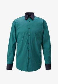 BOSS - Camicia elegante - open green - 4