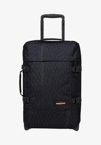 Eastpak - TRANVERZ - Wheeled suitcase - sea net - 0
