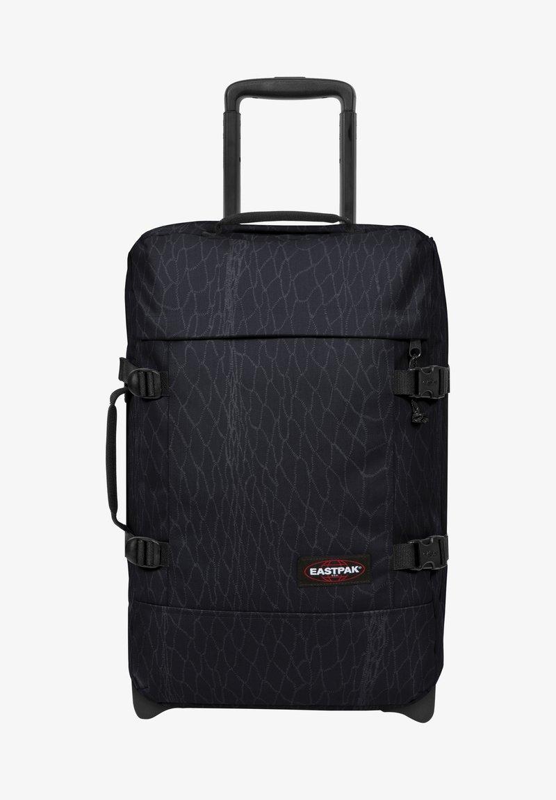 Eastpak - TRANVERZ - Wheeled suitcase - sea net