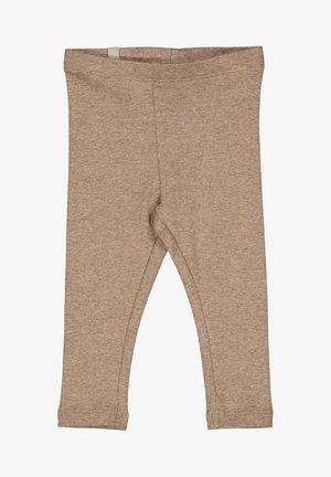 Legging - khaki melange