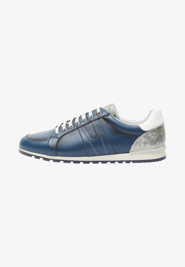 SCHOENEN ANZANO - Sneakers laag - blue