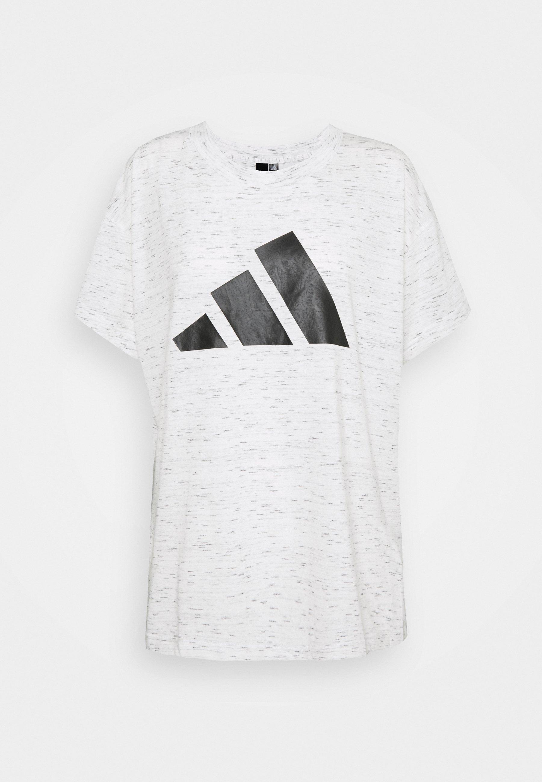 Damen WIN 2.0 SPORTS PRIMEGREEN T-SHIRT LOOSE - T-Shirt print
