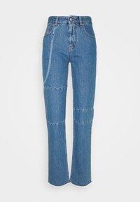 MM6 Maison Margiela - Straight leg jeans - medium cast - 0
