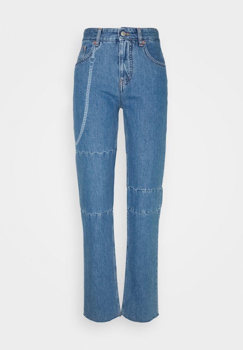 MM6 Maison Margiela - Straight leg jeans - medium cast