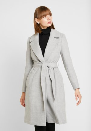LUNA WRAP COAT - Manteau classique - grey