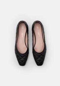 L37 - WOMAN'S WORLD - Ballet pumps - black - 5