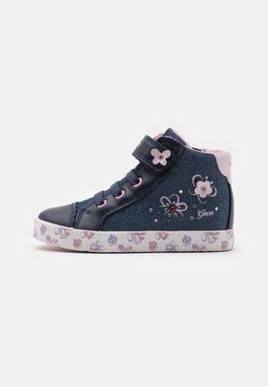 KILWI GIRL - Sneakers hoog - avio/pink