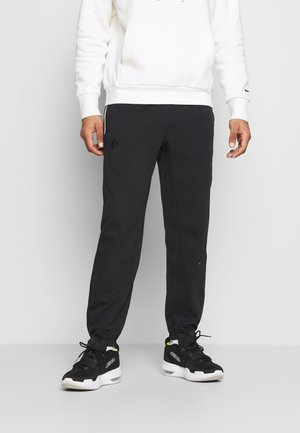 NBA BROOKLYN NETS STANDARD ISSUE PANT - Klubtrøjer - black/pale ivory