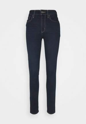 721 HIGH RISE SKINNY - Jeans Skinny Fit - marine truth t2