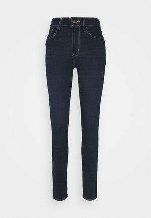 721 HIGH RISE SKINNY - Jeans Skinny - marine truth t2