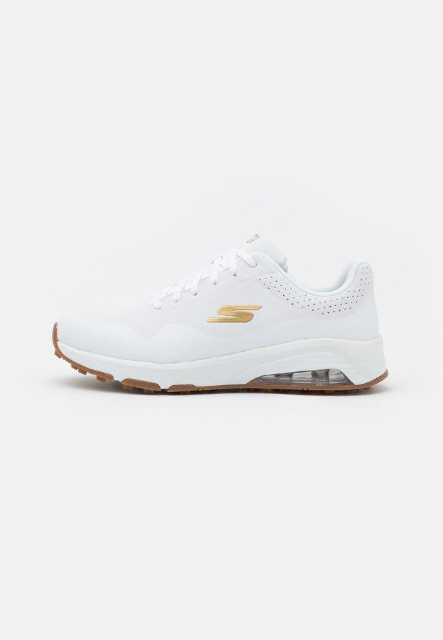 GO GOLF SKECH-AIR - Golf shoes - white
