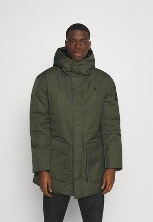 FAKE DOWN TECHNICAL  - Parka - deep depths