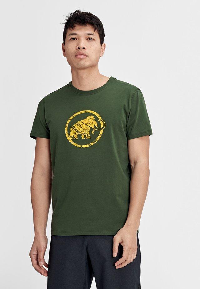 T-shirt print - woods