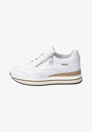 Trainers - weiss