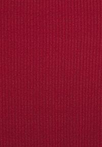 HUGO - DICARE - Long sleeved top - bordeaux - 2