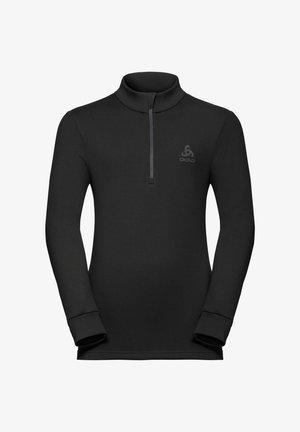 CARVE  - Fleece jumper - schwarz