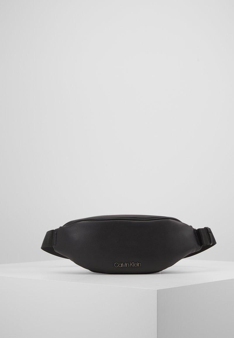 Calvin Klein - CENTRAL WAISTBAG - Bum bag - black